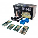 123Smart BMS Komplett-Set (4 LiFePo4 Zellen - 12 V) mit...