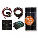 160 Watt MPPT Solar-Set MIDI -Typ CS 160 - 12/20
